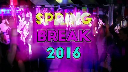 Spring Break 2016 au César's 19-03-16
