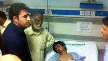 Bilawal Bhutto Zardari visits Jinnah Hospital