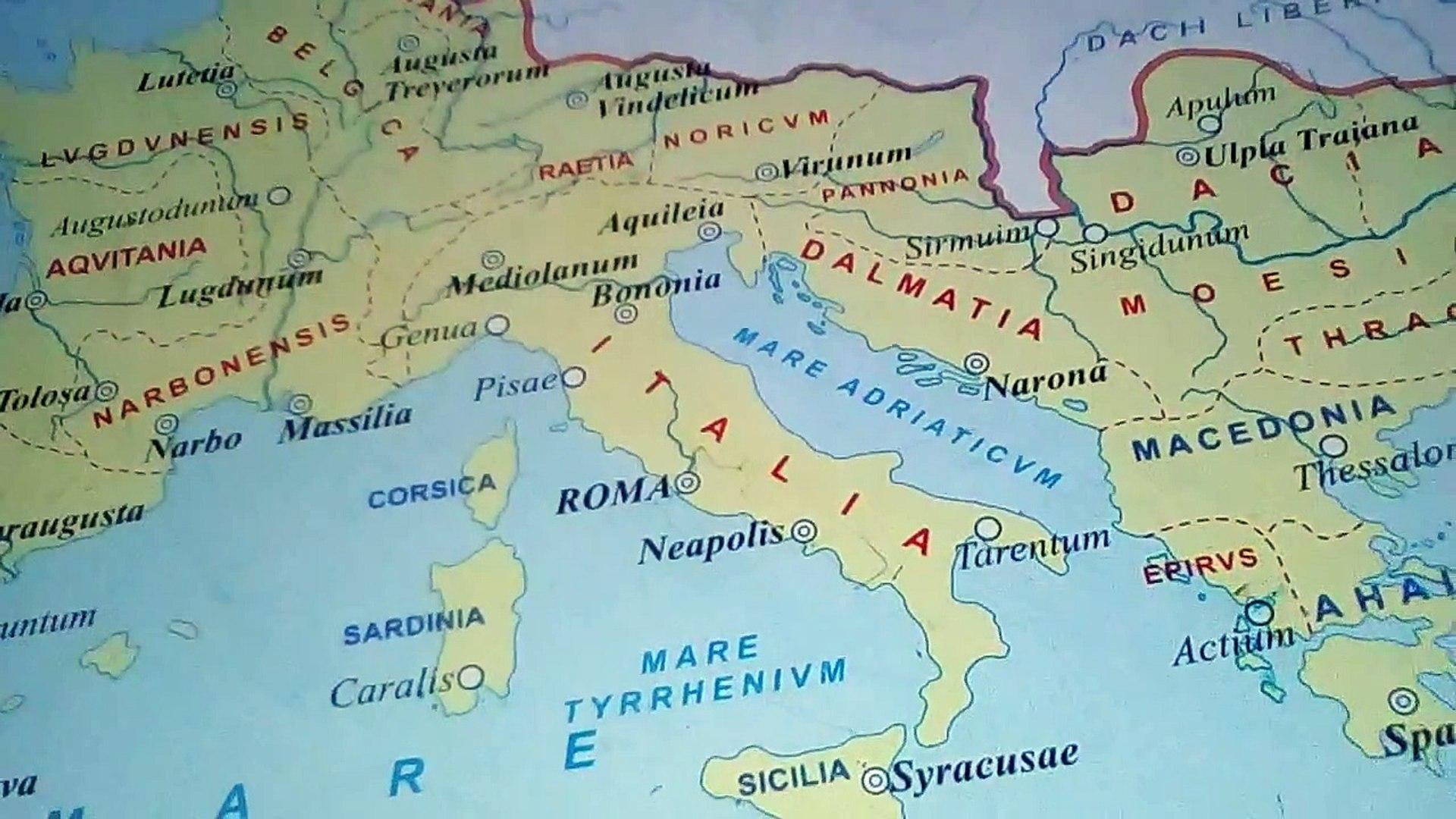 Rome total war 1:прохождение за египет ведение