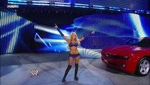 Divas Championship: Brie Bella © (w/ Nikki Bella) vs. Kelly Kelly