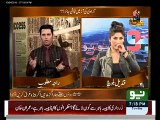 see what Qandeel Bloch think about  Imran khan