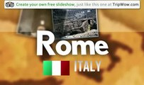 """""""Ancient Rome"""" Seanandkat's photos around Rome, Italy (street vendors in ancient rome)"""