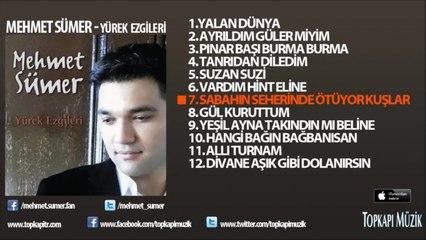 Mehmet Sümer - Sabahın Seherinde Ötüyor Kuşlar (karaoke)