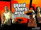ANIMAÇÕES: GTA SAN ANDREAS (GRAND THEFT AUTO SAN ANDREAS)