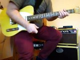 Betty Grable Fingerstyle Cover