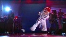 Lady Gaga. Rebel Rebel. #GRAMMYs by clevelandjeff Grammy Awards CBS