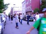 Amazing Kids from NYC-Skateboarding