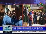 Piden peruanos que quien dirija el país cumpla promesas de campaña