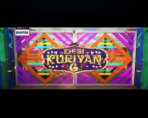 Desi Kuriyan Season 6 Episode 11 on Ary Digital 10th April 2016 Part 2