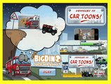 Vehicles 3 Car Toons Top New cars Game For Kids 2016