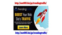 How to set up your Trending Traffic account in five easy steps
