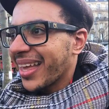 Nuit Debout - Extrait du live tweet de Vincent Cespedès