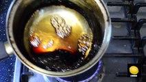 Что будет если выпарить всю воду (прокипятить) из  пепси Pepsi Кока коле coca cola