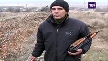 Позиции Украинских Силовиков в зоне АТО Жизнь ВСУ на передовой. Новости Украины Сегодня АТО
