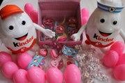 Kinder Surprise Eggs Toys Opener Collector Sorpresa https://www.youtube.com/channel/UC7SH...  15 Kinder Surprise Eggs Hello Kitty Opening Unboxing Special Huevos Sorpresa