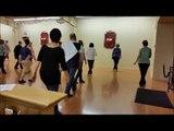 Rewind line dance (Demo at Farmville, VA)