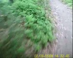 freeride downhill šentvid helmet cam test.wmv