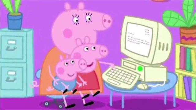 PEPPA PIG POOP (YTP) - Peppa Plays Five Nights at Freddys