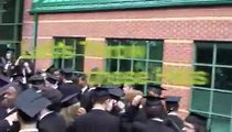 Darren's Grad Part 3 - throwing of the hats
