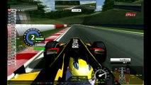 F1 2011 Mod 2 0 (Upgrade) + New HUD for F1 2010 [HD] - video