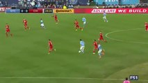 HIGHLIGHTS: New York City FC vs Chicago Fire | April 10, 2016 MLS