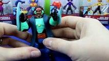 Disney Big Hero 6 Toy Charers Baymax Fred Wasabi Go Go
