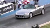 2014 DRAG RACE Honda S2000 Quarter Mile Run