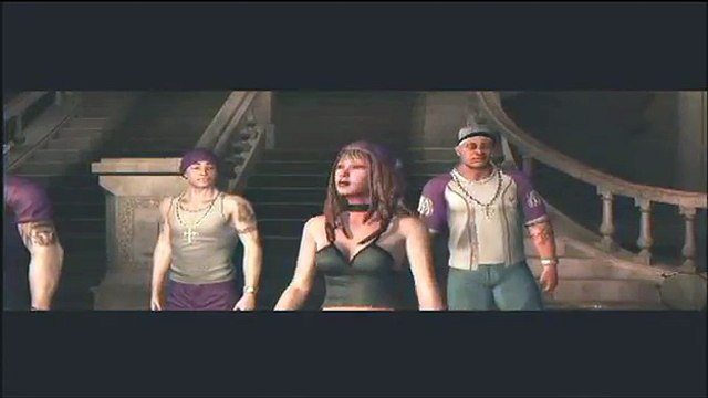 Saints Row 2 Cinematic - Welcome to the Third Street Saints - Mission (Third Street Saints)
