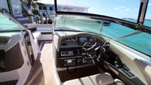 Regal 32' Luxury Boat For Rent From Blue Wave Boat Rental in Marsh Harbour, Abaco, The Bahamas.