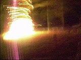 sparkler bomb
