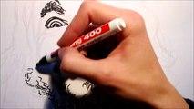 The Big Lebowski/Jeff Bridges zeichnen