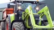 Claas Road Show 2012 - AXION 950, ARION 650, ARION 550 and more.