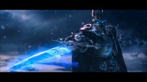 World Of Warcraft - Wrath of the lich king (AMV)