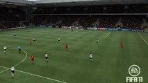 FIFA 11 Super goal Steven Gerrard. Hope more goals like that