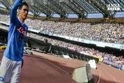 Lazio espugna Palermo 3-0, follia ultras