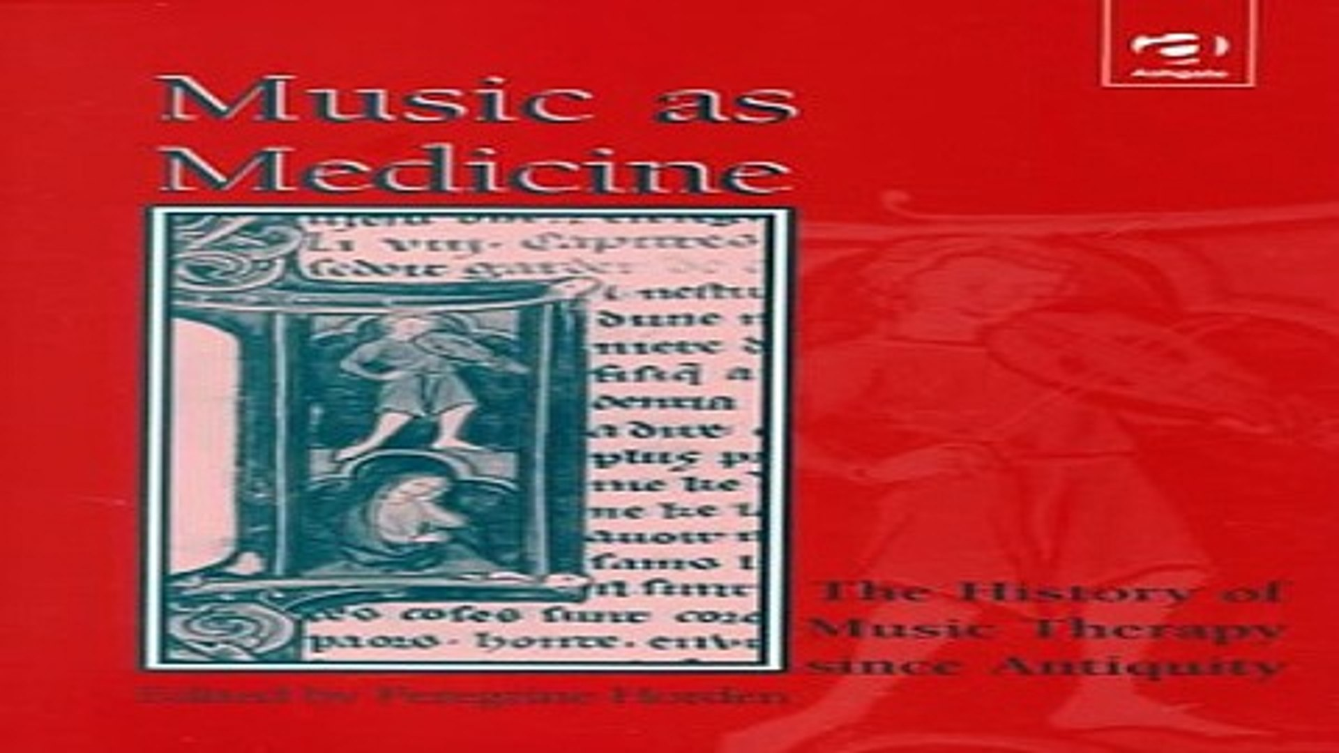 Download Music As Medicine  The History of Music Therapy Since Antiquity  Music   Medicine