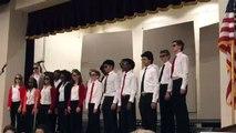 Toto Africa 8th grade winter concert