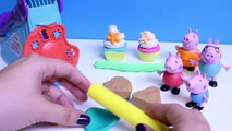 Peppa Pig Play Doh Fun Factory Machine Peppa's Dough Set Hasbro Toys Juguetes de Plastilina Part 6