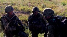Japan Self Defense Force –Infantry Ambush to Secure Drop Zone