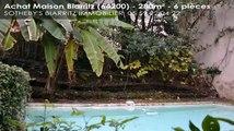A vendre - maison - Biarritz (64200) - 7 pièces - 280m²
