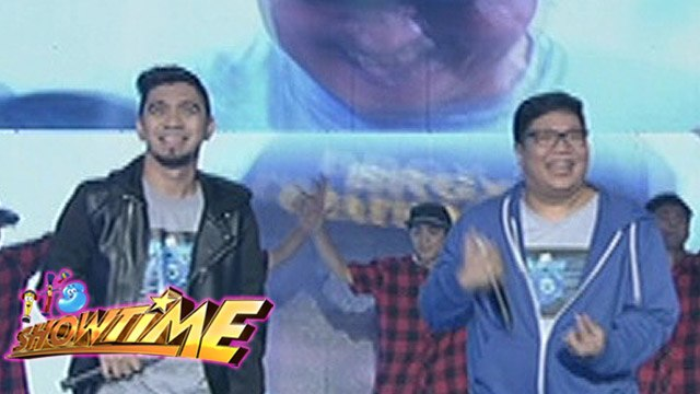 "It's Showtime: Jugs & Teddy perform ""My Super D"" Theme Song"