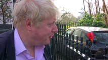 Boris on PM's tax row: There's nothing to hide