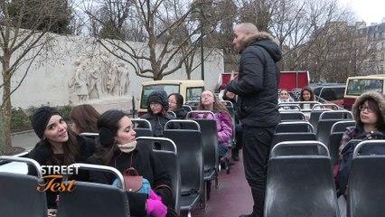 En route vers la finale : MohDyem joue les touristes