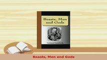 PDF  Beasts Men and Gods Download Full Ebook