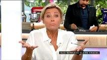 """Anne-Claire Coudray invitée de """"C à vous"""""""