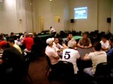 BOAS VINDAS 6º Floripa Open de Poker (Nov/08)