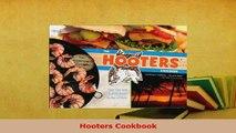 PDF  Hooters Cookbook Read Online