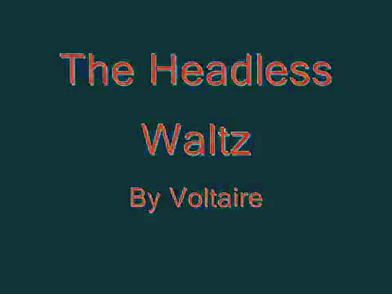 Jack Frost: The Headless Waltz
