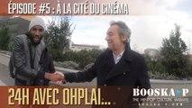 24H avec Ohplai : « A la Cité du cinéma... »  [Episode 5/5]