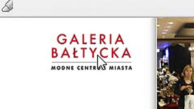 Galeria Bałtycka - everything's better with MEAT!